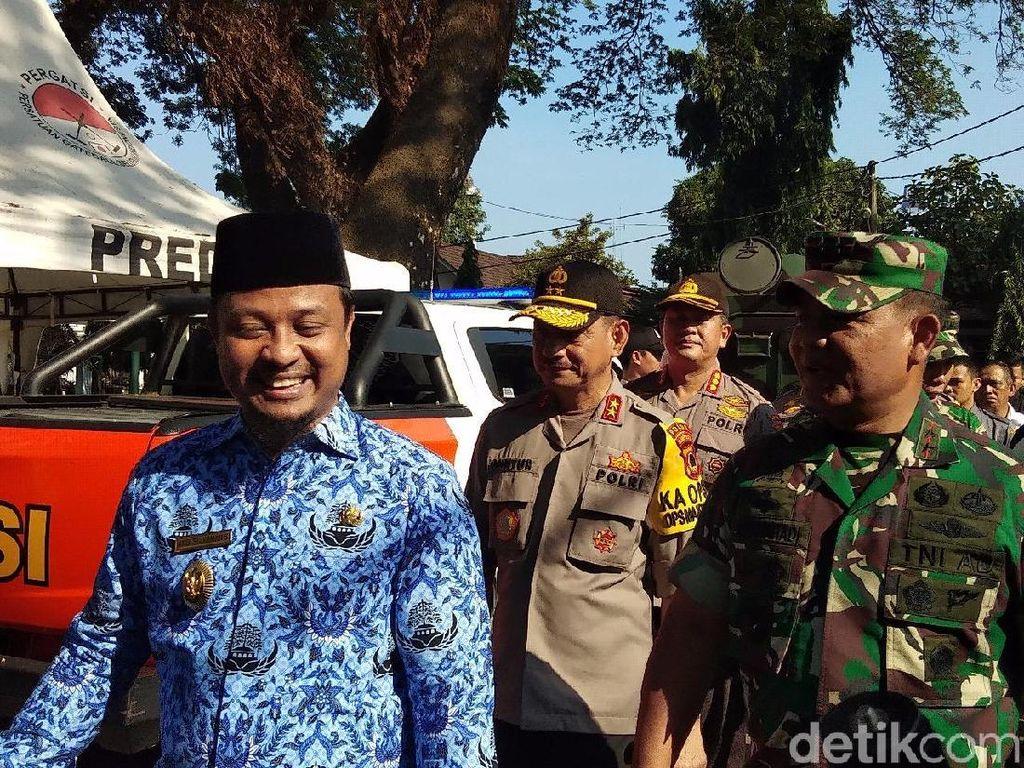 TNI-Polri di Sulsel Siap Amankan Pelantikan Presiden