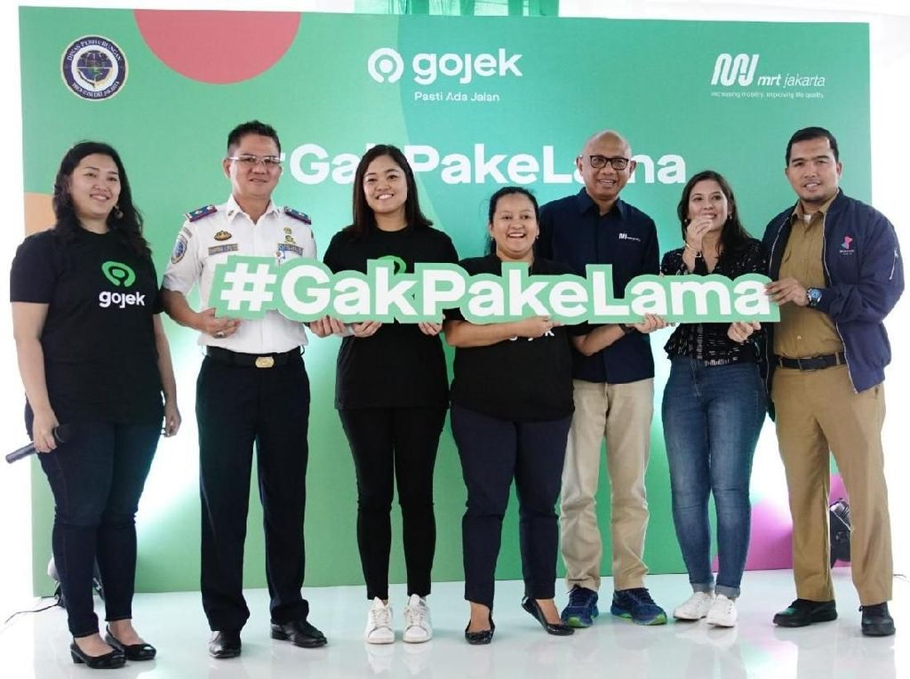 #GakPakeLama, Tiga Fitur Ini Bikin Jemputan Gojek Jadi yang Tercepat