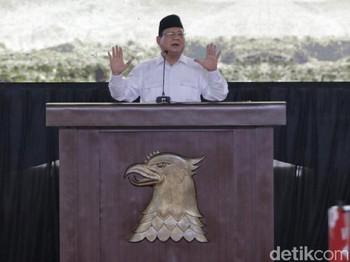 Manuver Prabowo untuk Jokowi