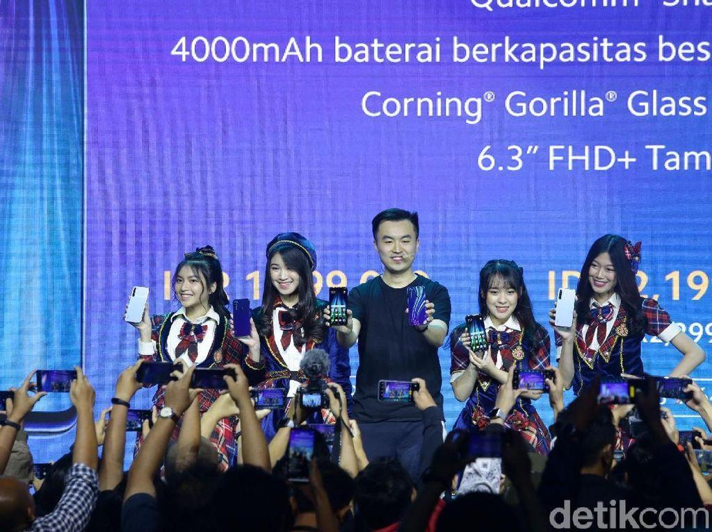 Serunya Peluncuran Xiaomi Redmi Note 8 dan Note 8 Pro