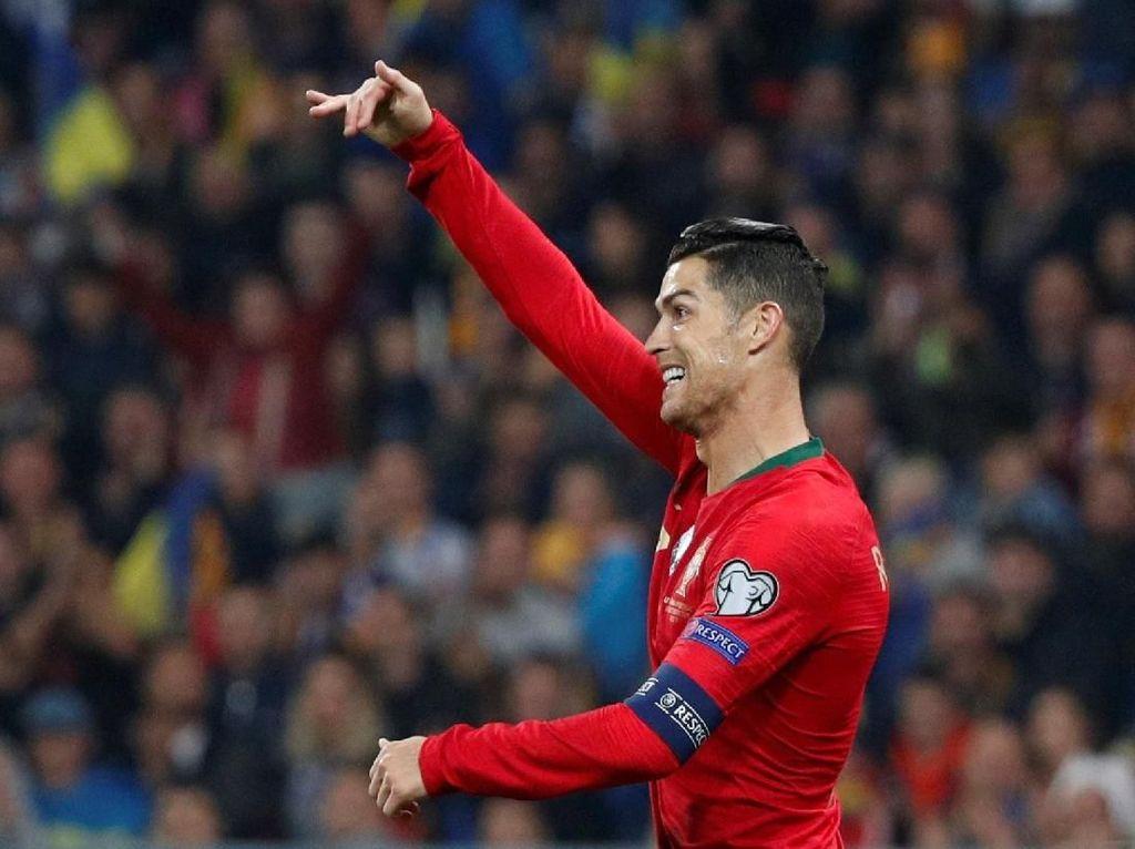 Membedah 700 Gol Cristiano Ronaldo