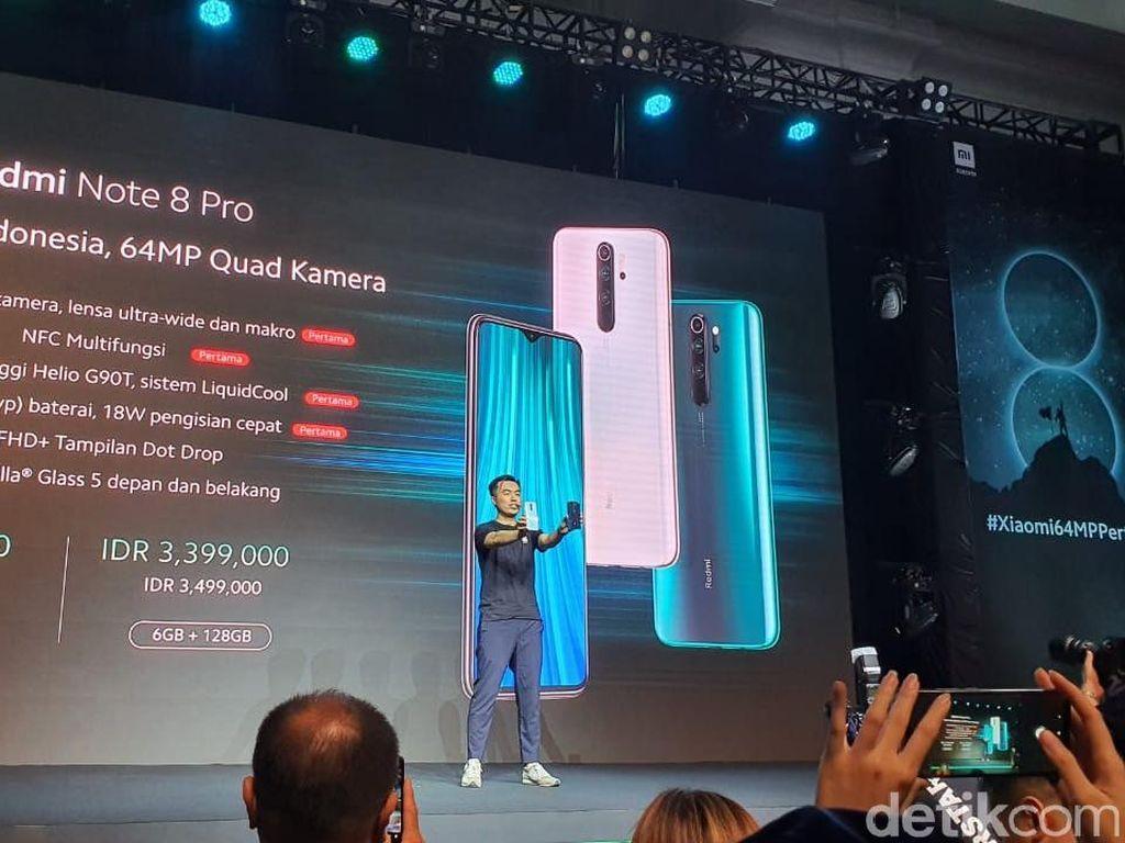 Xiaomi Tanggapi Redmi Note 8 Pro Sulit Didapat
