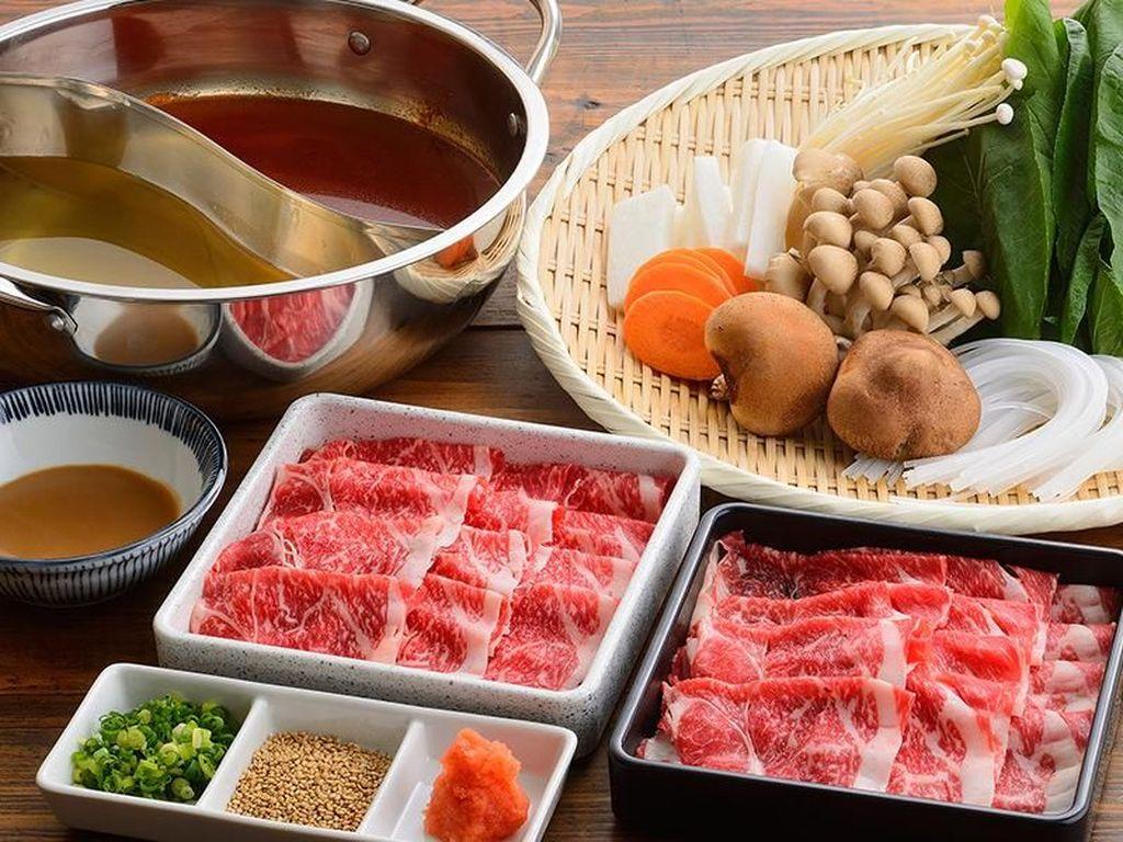 5 Restoran Shabu-shabu Paling Enak di Tokyo yang Bisa Kamu Coba