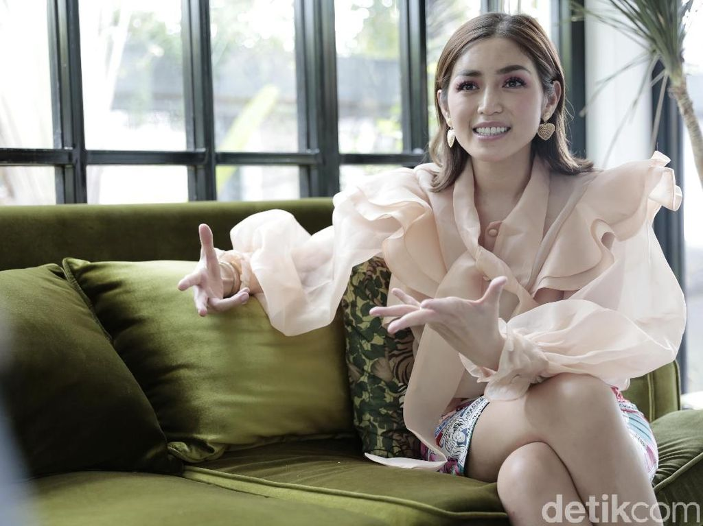 Kisah Cinta Jessica Iskandar Rapuh, Butuh Pria yang Tanggung Jawab