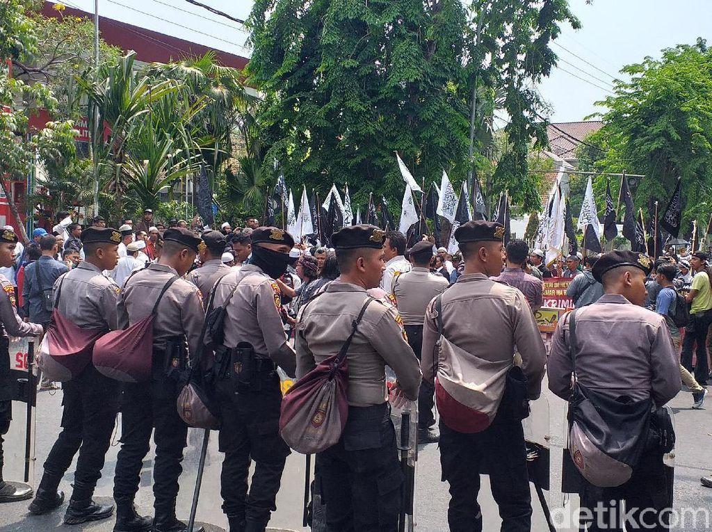 400 Personel Amankan Sidang Gus Nur yang Jalani Vonis Kasus Video Hina NU