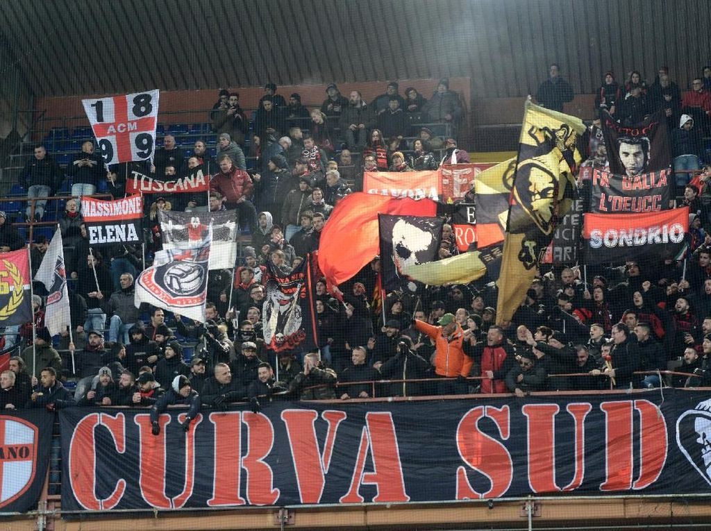 AC Milan Ukir Rekor Kerugian