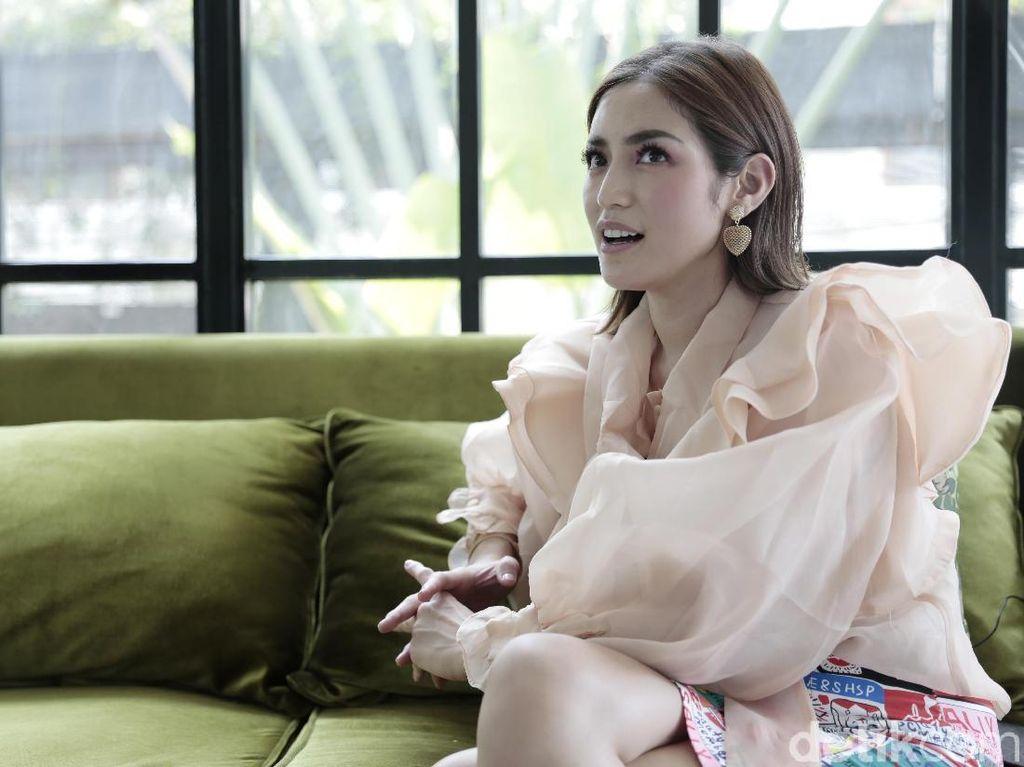 Jessica Iskandar Kenang Sosok Mendiang Olga Syahputra yang Humoris