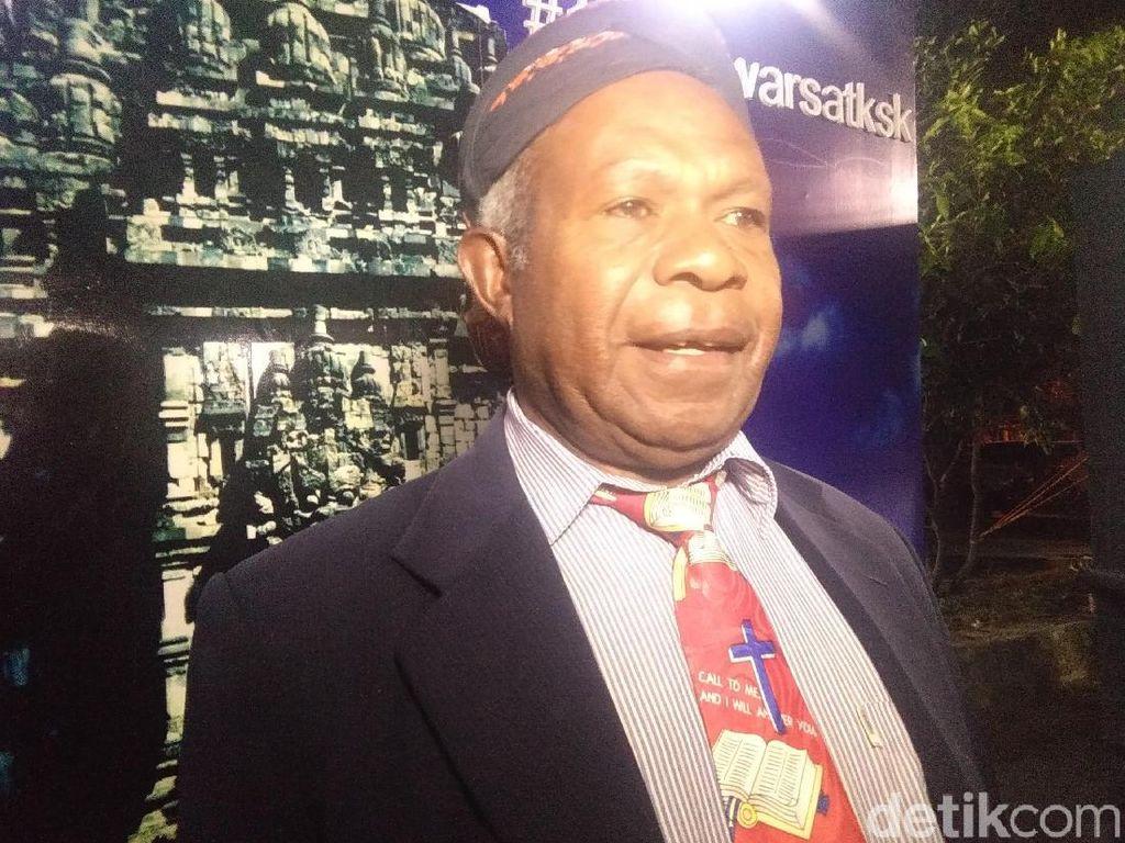 Cerita Pendeta Yason Yikwa Lindungi Warga Saat Rusuh di Wamena