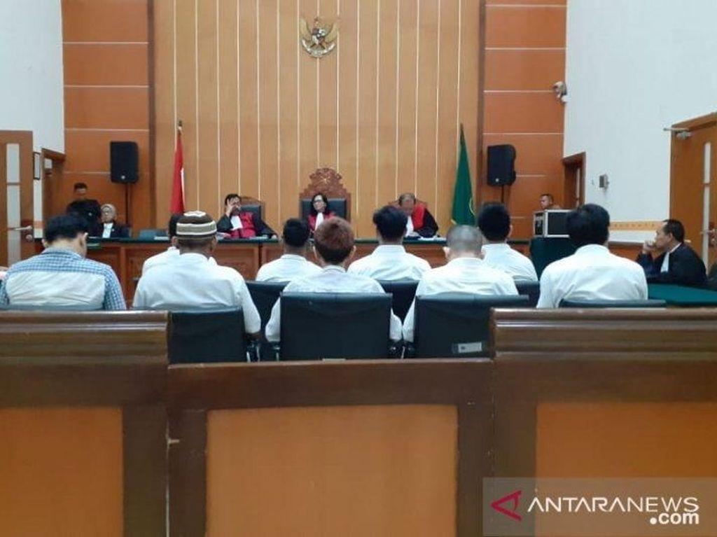 PN Jakbar Loloskan 9 Bandar 70 Kg Sabu dari Tuntutan Hukuman Mati