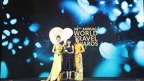 Bangga! The Trans Luxury Hotel Bandung Raih Asias Leading Business Hotel