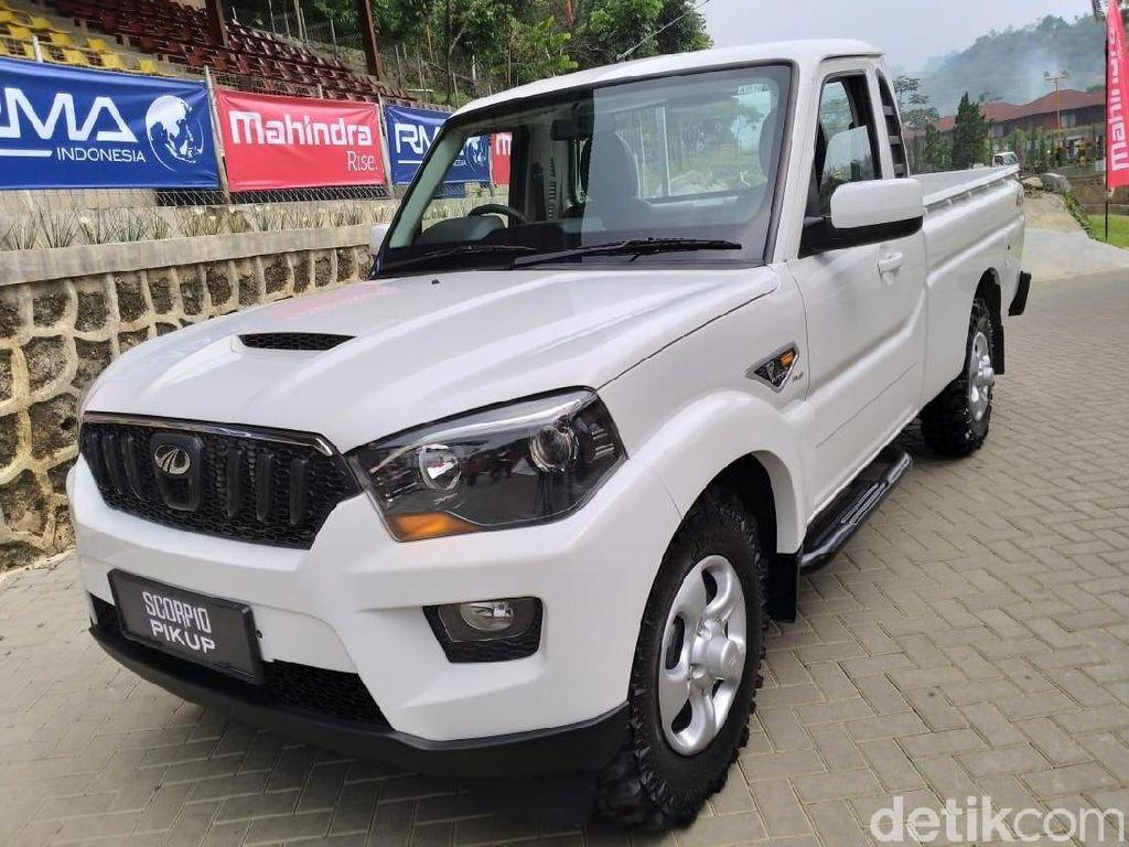 Siap-siap Jepang, Mahindra Ingin Bawa Mobil Pribadi ke Indonesia