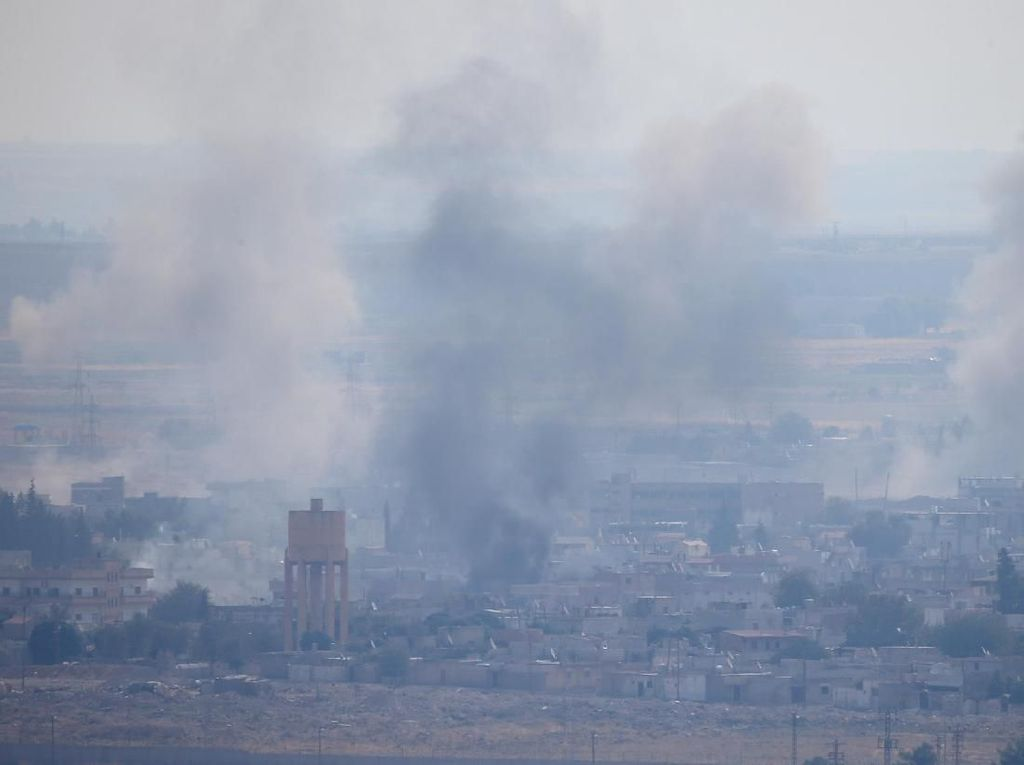 Amnesty International Tuduh Turki Lakukan Kejahatan Perang di Suriah