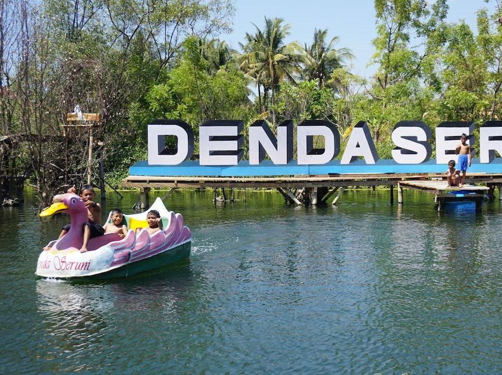 Pesona Denda Seruni, Rawa yang Disulap Jadi Tempat Wisata di Lombok