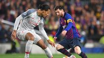 Gerrard Soal Ballon dOr: Van Dijk Yes, Messi No