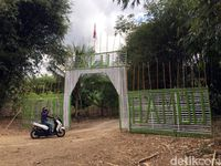 Hutan Bambu di Desa Alu, Sebuah Destinasi Wisata Keren Polewali Mandar