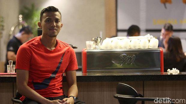Teja Paku Alam dalam wawancara di Hotel Ibis, Jatibening, Bekasi.