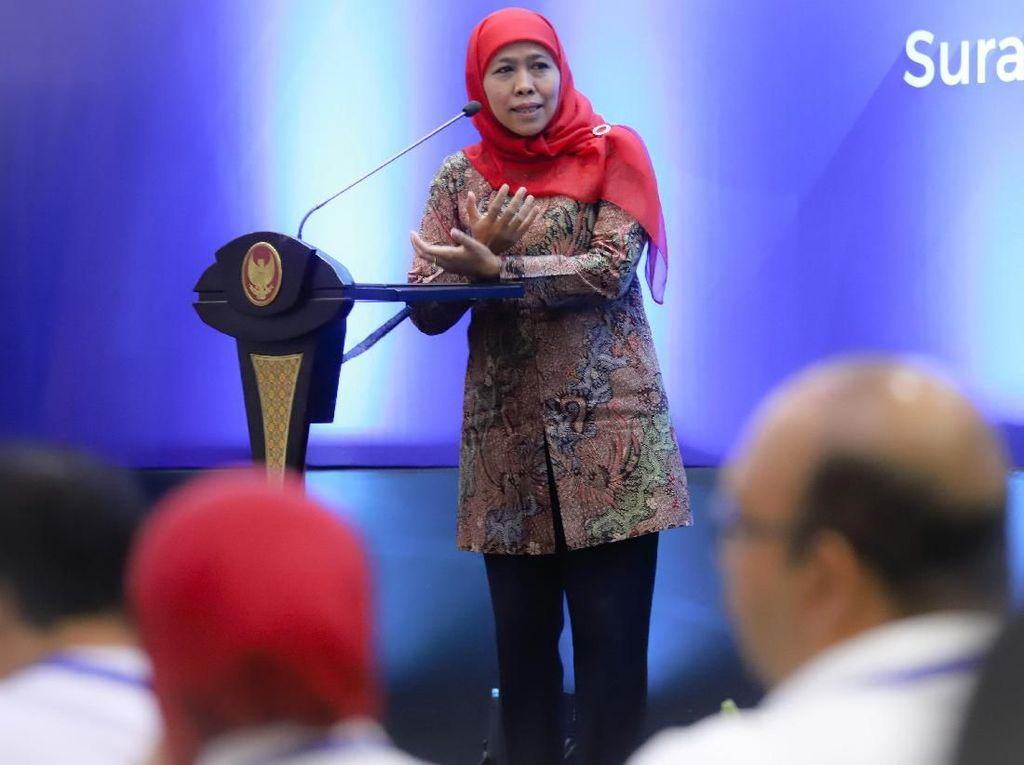 Koordinasi dengan Polisi, Gubernur Khofifah akan Tindak Tegas Geng Pelajar