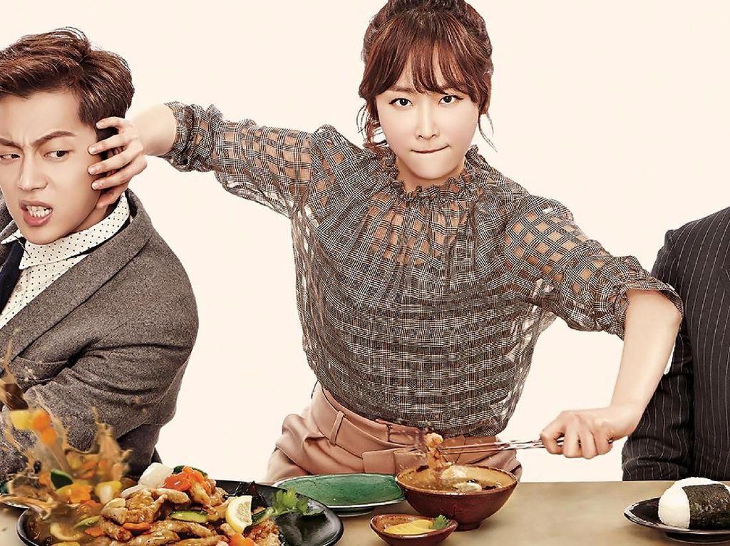 Penuh Makanan Enak, Nonton 5 K-Drama Ini Bikin Lapar!