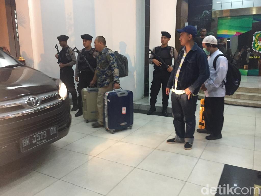 Sekda Pemko Medan: KPK Banyak Ambil Dokumen