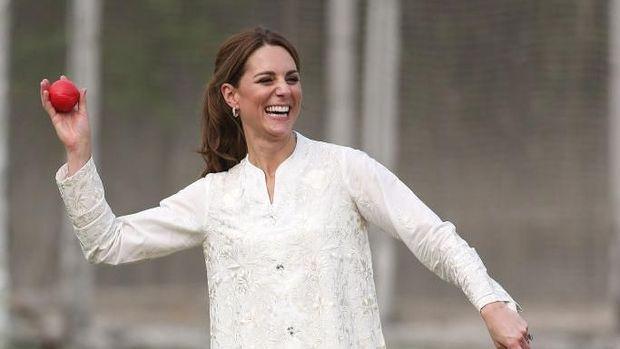 Rahasia langsing dan perut Rata Kate Middleton
