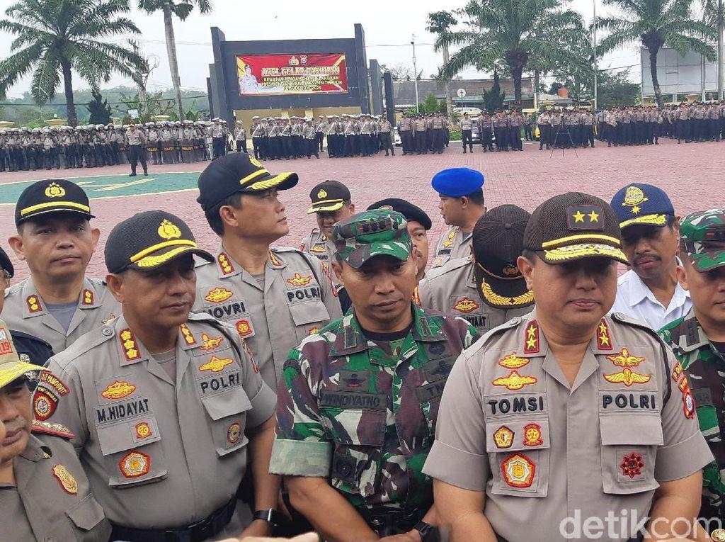 Terminal dan Stasiun di Banten Diperketat Jelang Pelantikan Presiden