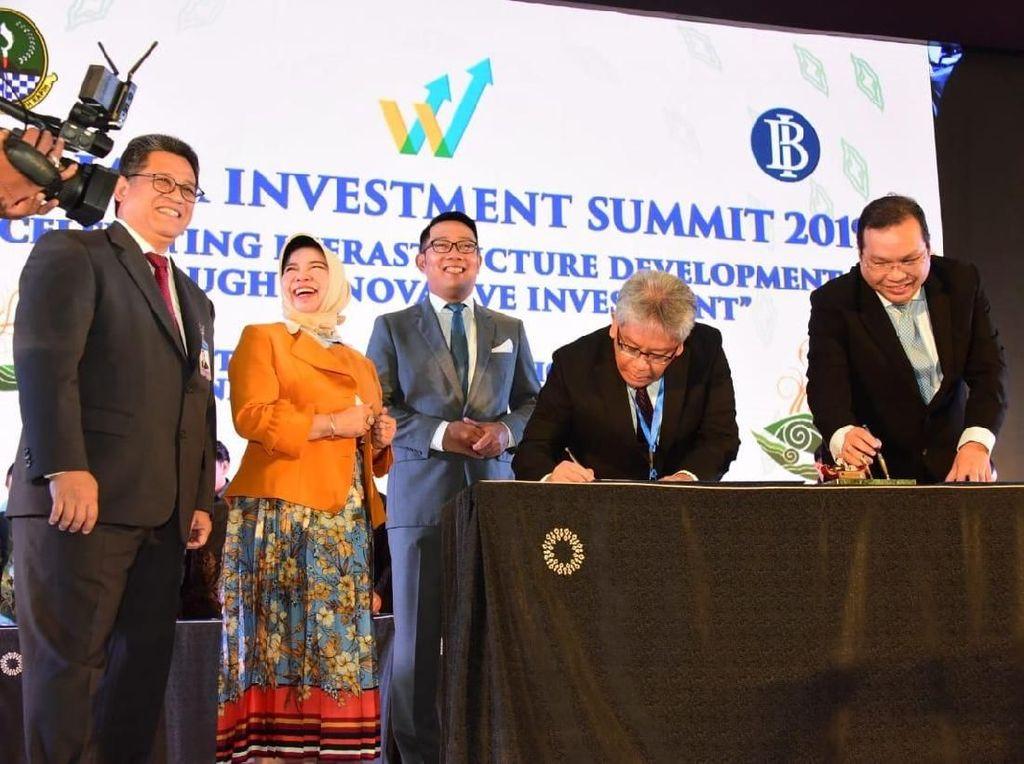 Jawa Barat Gaet 26 Proyek Investasi