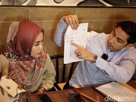 Duh, Perseteruan Medina Zein-Irwansyah Kok Merembet Soal Anak