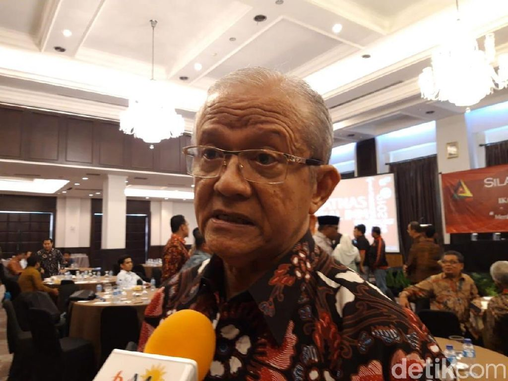 Muhammadiyah Keberatan Dicatut di Diskusi Pemakzulan Presiden