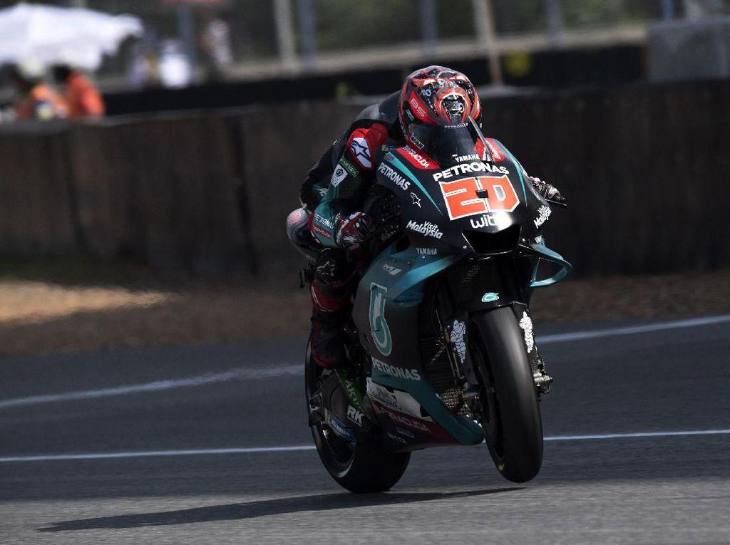 Sedang Penuh Percaya Diri, Quartararo Bisa Podium Lagi di MotoGP Australia?