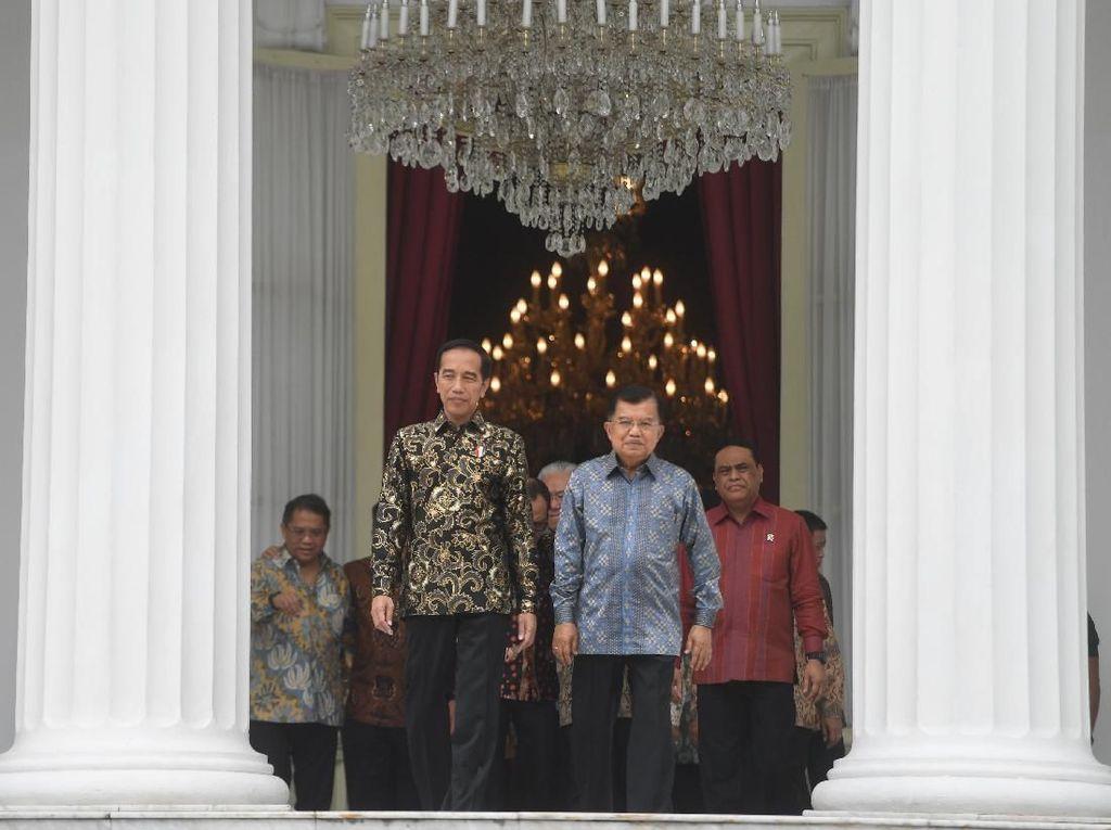 5 Tahun Jokowi-JK, Tata Kelola Pemerintahan Jadi Sorotan