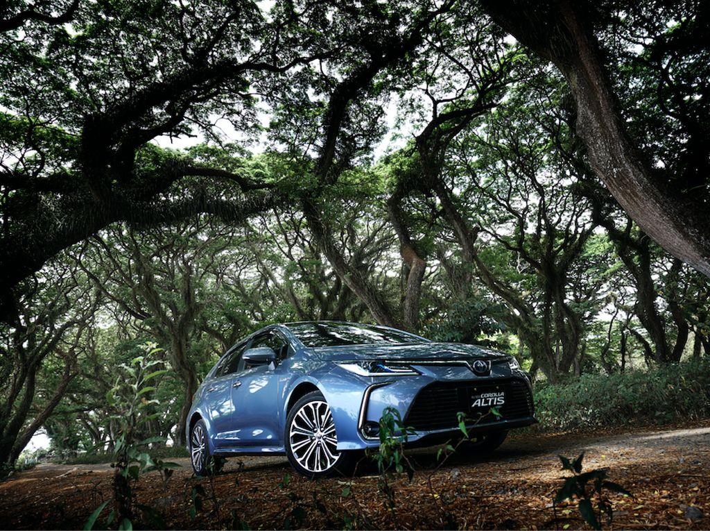 Toyota Corolla Hybrid Model Baru Meluncur Tahun Depan