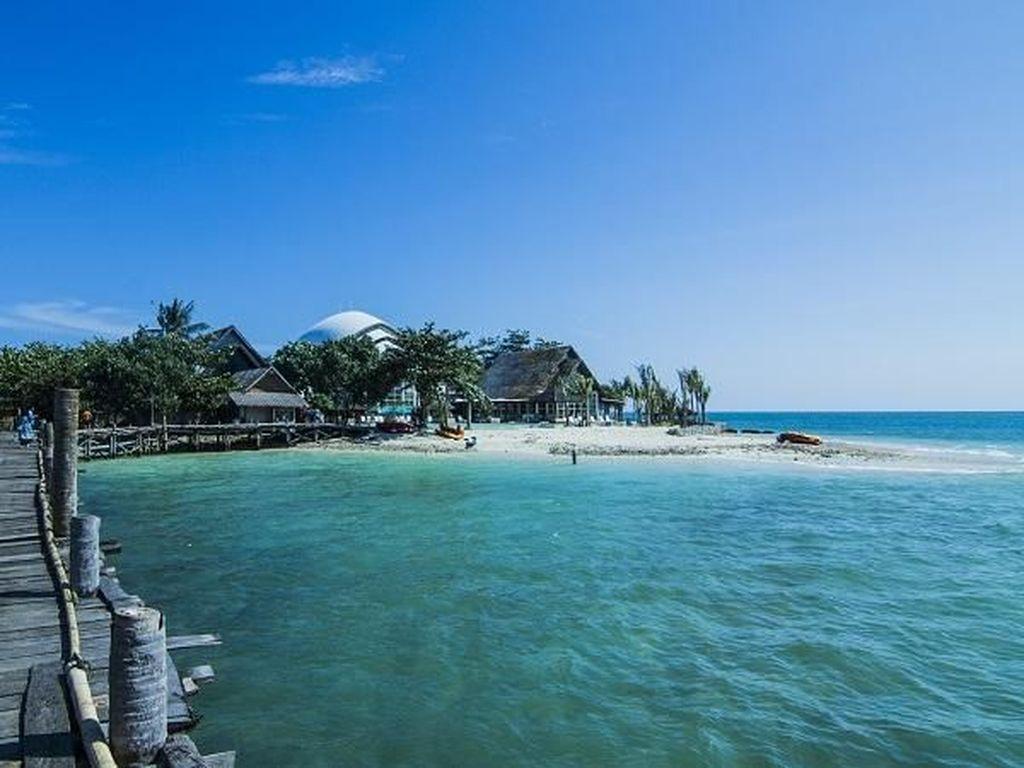 Pulau Umang, Wisata Terbaik di Banten yang Patut Dikunjungi