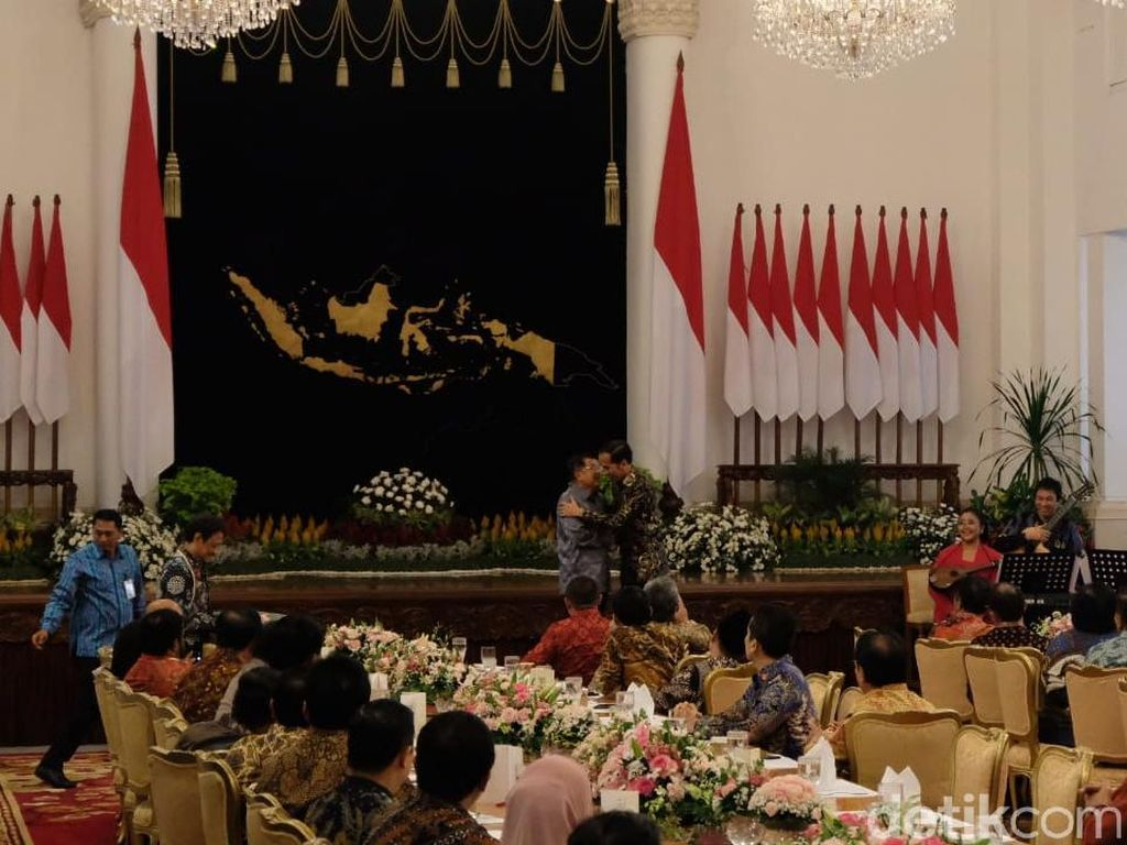 JK Ucapkan Salam Perpisahan ke Jokowi: Terima Kasih Kekompakannya