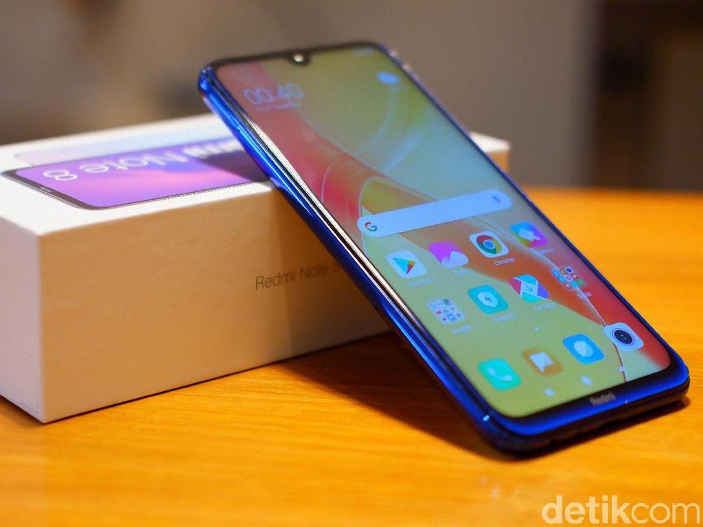 Siap Menggempur Pasar, Ini Harga dan Spesifikasi Redmi Note 8