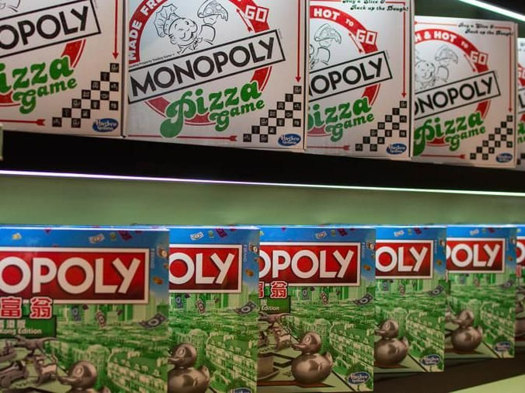 Foto: Main Monopoly di Sini Bisa Dapat Hadiah Sungguhan