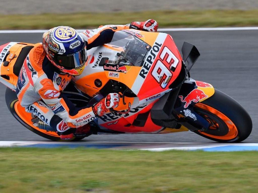 Di MotoGP Malaysia, Satu Lagi Rekor Bisa Dipatahkan Marquez