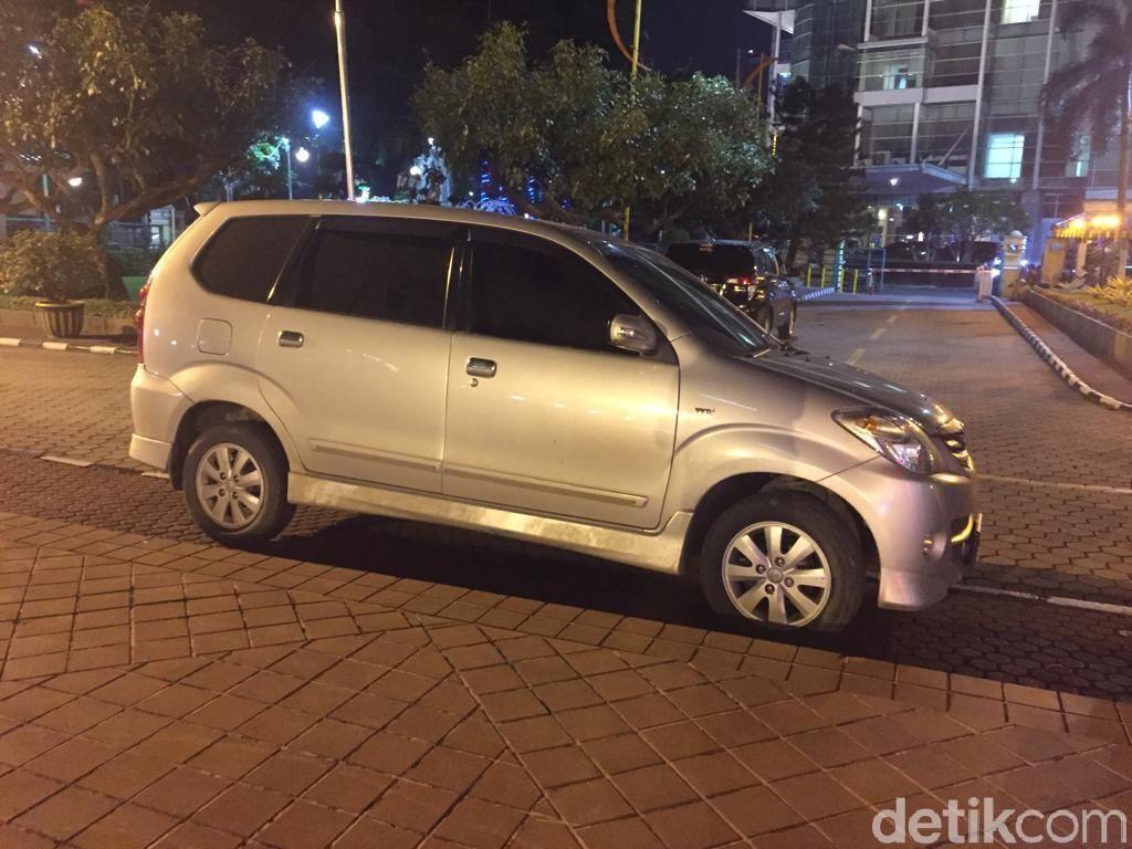 Mobil yang Seruduk Penyidik saat OTT Wali Kota Medan Disita KPK