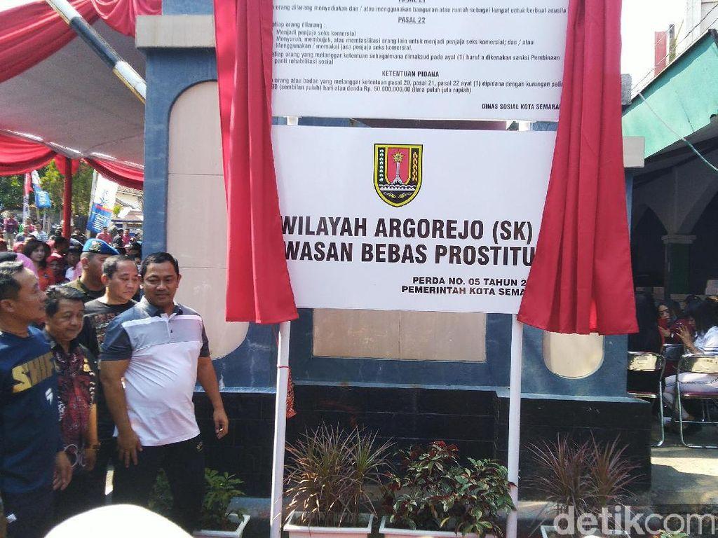 Lokalisasi Sunan Kuning Semarang Resmi Ditutup