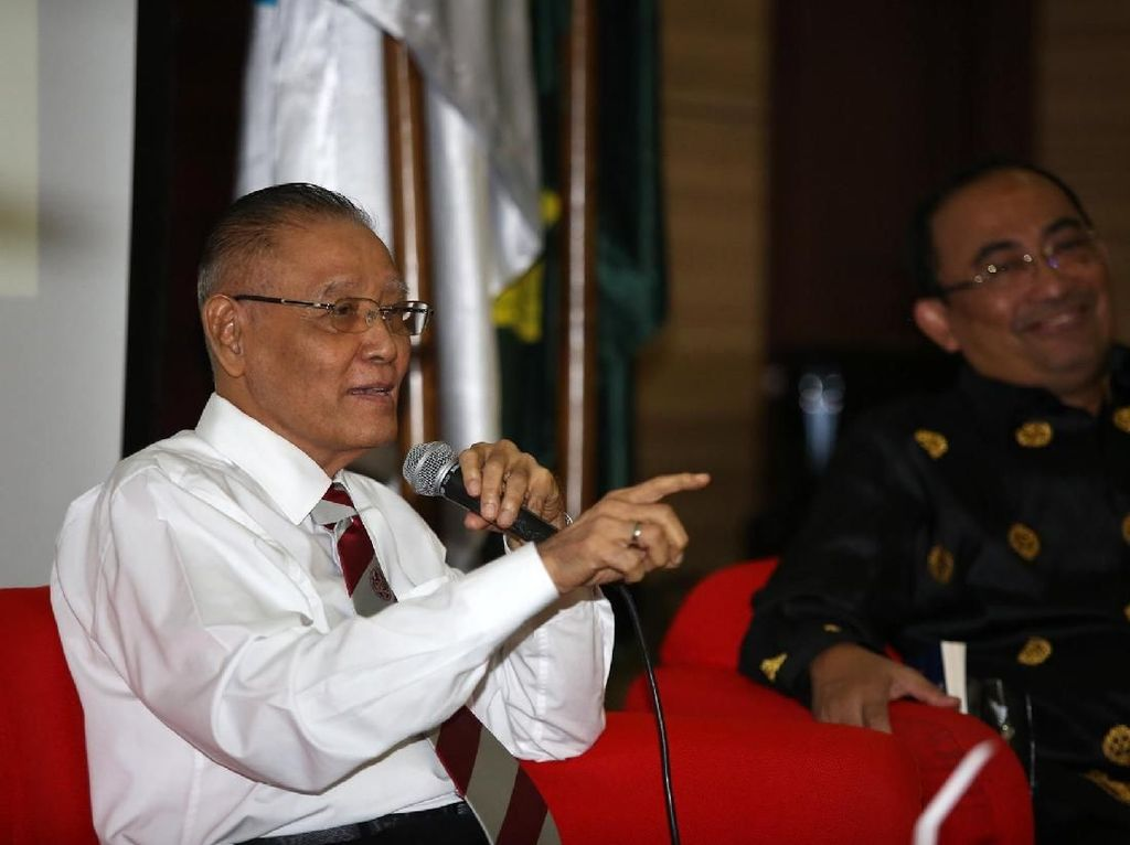 Romli Atmasasmita Jadi Pembicara Diskusi Pemberantasan Korupsi