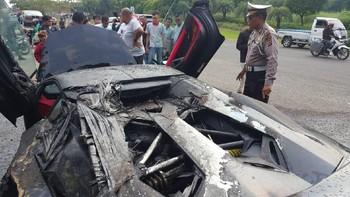 Berkaca dari Terbakarnya Lamborghini, Supercar Original Paling Aman
