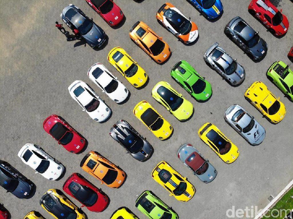 Cuma Negara Ini saat Pandemi Penjualan Mobil Mewahnya Melonjak