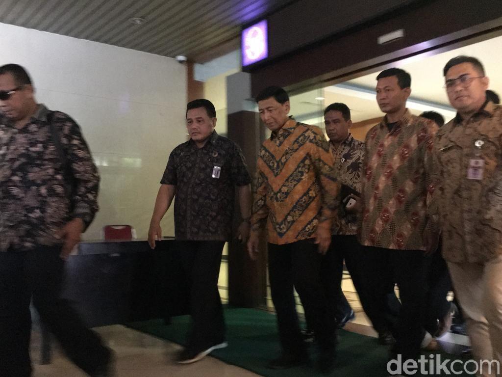 Wiranto: Terima Kasih Pak Presiden hingga Masyarakat yang Mendoakan Saya