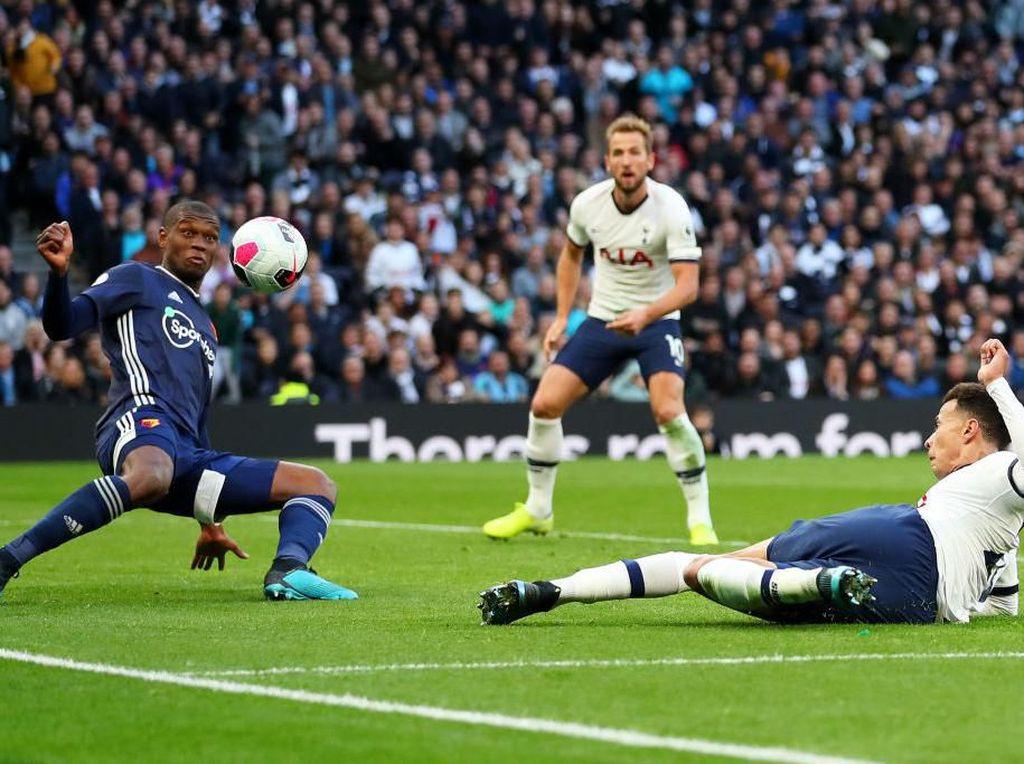 Tottenham Vs Watford: The Lillywhites Tertahan 1-1 di Kandang