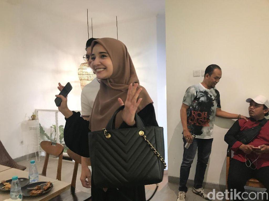 Nama Laudya Cynthia Bella Disebut di Ribut-ribut Irwansyah dan Medina