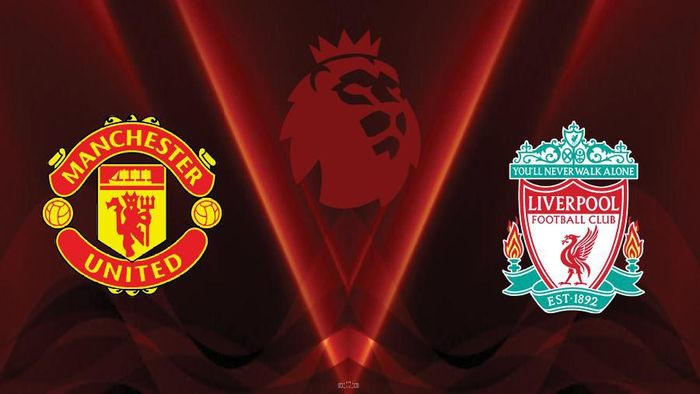 Manchester United akan menghadapi Liverpool di Old Trafford (Infografis detikSport)