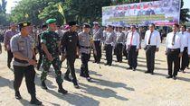 Pasukan Gabungan Siap Amankan Pasuruan Saat Pelantikan Jokowi