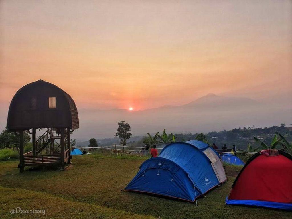 Tempat Cantik Buat Kemping di Bogor