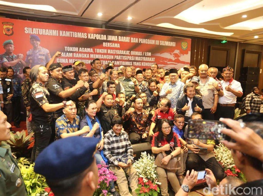 LSM di Kota Bandung Siap Jaga Keamanan Jelang Pelantikan Presiden