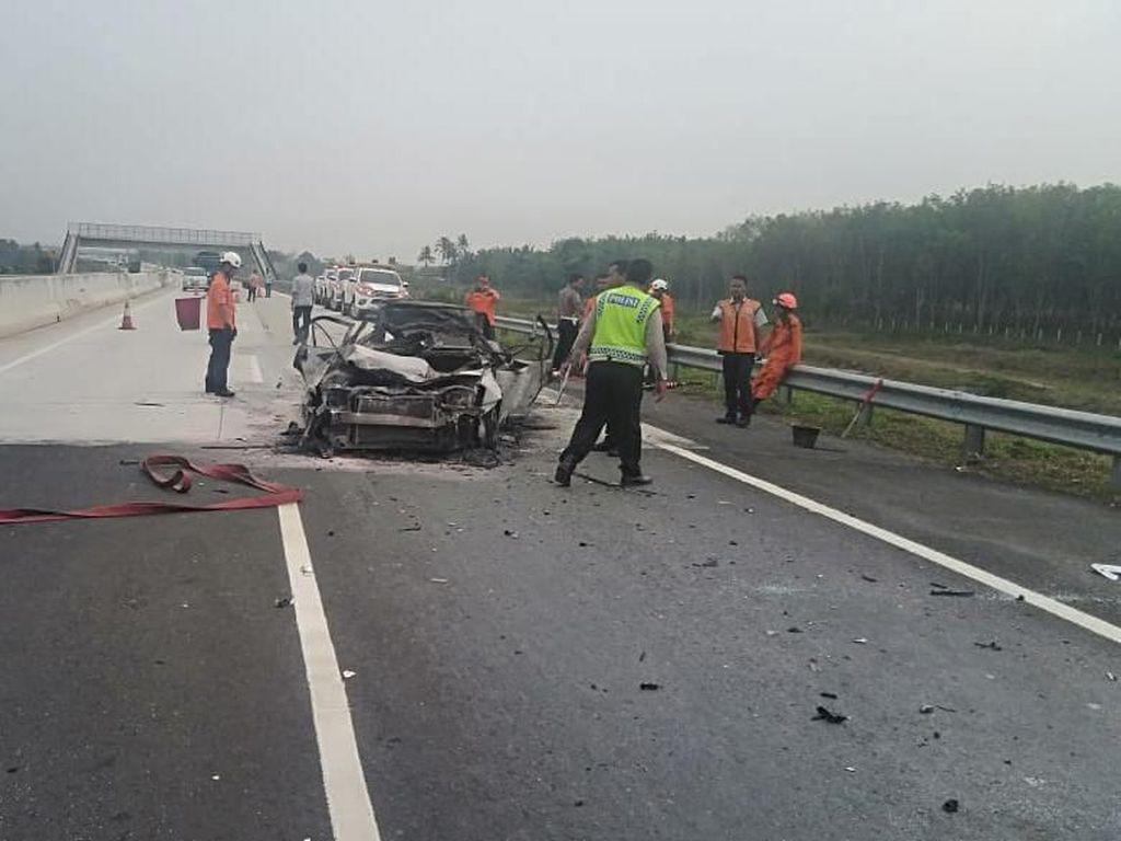 Kecelakaan di Tol Trans Sumatera, HK Imbau Pengendara Waspada