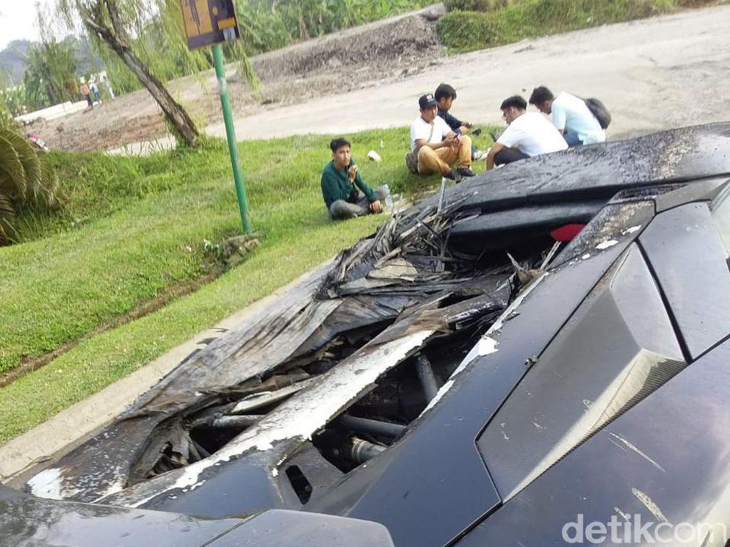Gampang Overheat, Aventador Pernah Dibalikin ke Kandang Banteng